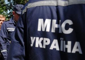 В Новобогдановке возможны взрывы - местные власти просят помощи у Кабмина