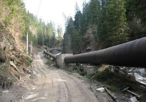 В Украине пройдут протесты против строительства малых ГЭС в Карпатах