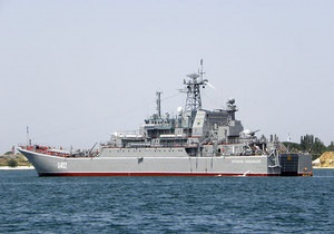 Корабль с эвакуированными из Ливии украинцами прибыл в Севастополь