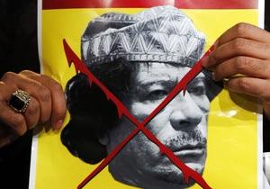 СМИ: Евросоюз согласовал санкции против Каддафи и его окружения