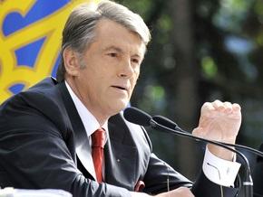 Ющенко: При мне украинцы прожили лучшие 4,5 года своей жизни