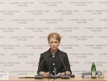 Тимошенко снова защитила ЧФ Росcии от Ющенко