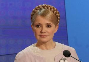 Тимошенко обещает не прятаться за границей: У меня стоит собранная сумка для тюрьмы