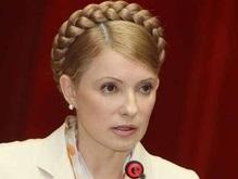 Более половины украинцев негативно оценивают деятельность Тимошенко