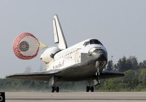 Шаттл Discovery завершил свою последнюю космическую миссию