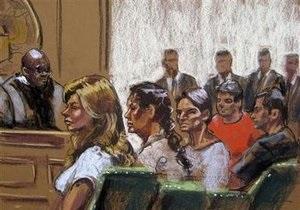В США предъявлены обвинения фигурантам шпионского скандала
