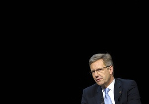 Впервые в истории Германии перед судом предстанет экс-президент