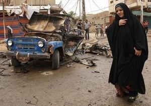 Волна взрывов в Ираке: более 40 погибших