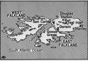 Аргентина обвинила Британию в милитаризации Фолклендских островов