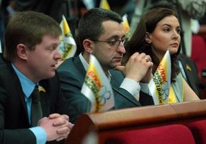 Из фракции Блока Черновецкого в Киевсовете вышли 17 депутатов