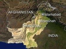 Пакистанские войска снова обстреляли вертолеты США