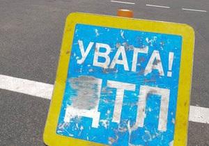 Машину следователя по делу Гонгадзе протаранил джип, который скрылся с места ДТП