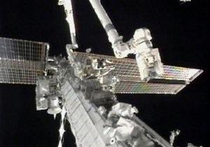 Американские астронавты допустили утечку аммиака во время выхода в открытый космос