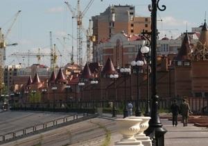 В Киеве на Оболони построят надземный переход