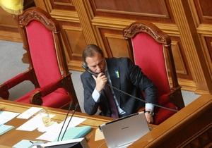 Десять партий требуют провести 27 марта 2011 года президентские и парламентские выборы