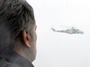 Ъ: Виктора Ющенко бьют его же оружием