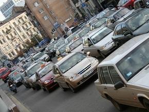 В субботу в Киеве ограничат движение транспорта