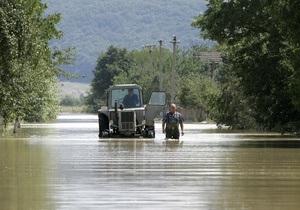 Задержан подозреваемый в присвоении средств, выделенных на ликвидацию наводнения