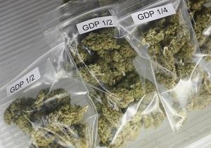 В США продажи медицинской марихуаны достигли рекордных объемов
