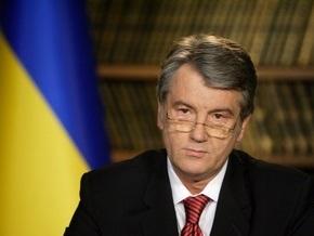 Ющенко: У нас на телевидении много того, что меня не устраивает
