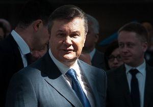 Янукович примет участие в церемонии по случаю Дня освобождения Украины от фашистских захватчиков
