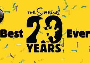 Сегодня Симпсонам исполнилось 20 лет