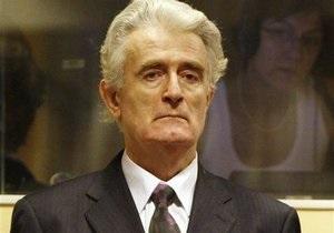 Караджичу предъявили новое обвинение в геноциде