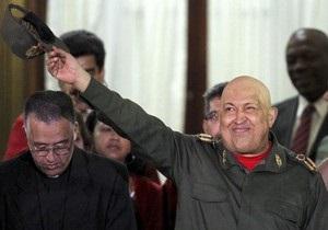 Вице-президент Венесуэлы сообщил, что Чавес начнет новую стадию лечения