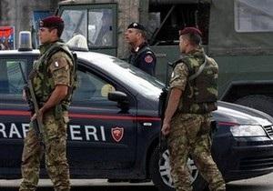В Италии арестован один из главарей сицилийской мафии