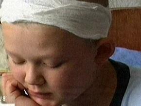 Экспертиза: Ребенка в Харьковской области ранил ученик военного лицея