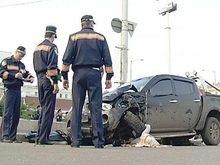 В Харькове объявлен траур по погибшим по вине пьяного водителя