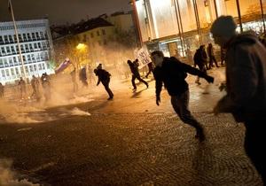 Сегодня в Словении на фоне беспорядков выберут президента