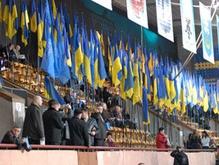 Газета: Украину сшили желтой нитью
