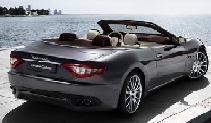 Maserati выпустит новый кабриолет