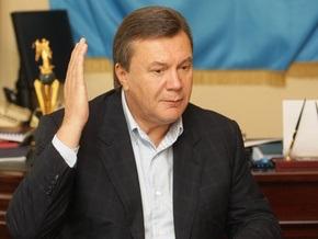 Янукович хочет восстановить пятилетки