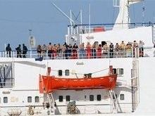 Пираты снизили сумму выкупа за украинское судно с танками