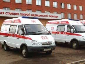 Крупное ДТП под Тулой: один человек погиб и восемь ранены