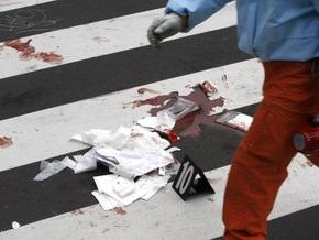 В Москве Lexus сбил детей на пешеходном переходе. Водитель скрылся