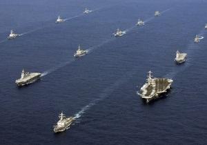 США направили военные корабли к берегам Израиля