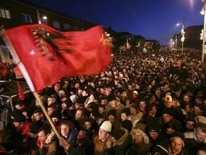 Косово отмечает первую годовщину провозглашения независимости