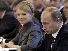 Тимошенко: В следующем году газ для Украины почти не подорожает