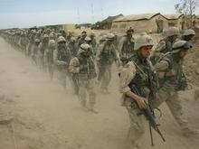 В июле США потеряли минимальное количество солдат в Ираке с начала войны