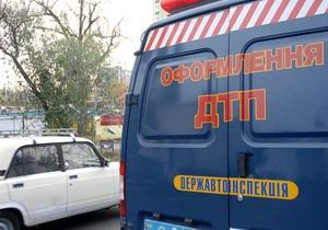 Житель Волынской области на угнанном автомобиле сбил насмерть человека
