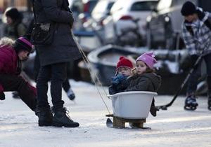 Синоптики: В Украине ожидается похолодание