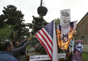 В Иране отмечают годовщину захвата посольства США