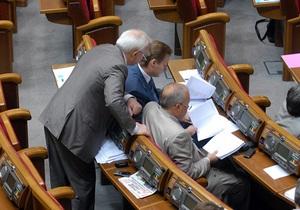 Комитет рекомендует Раде отклонить законопроект о пенсионной реформе