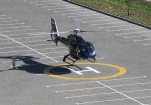 Вертолетная площадка под Каневом обойдется в 87 миллионов гривен