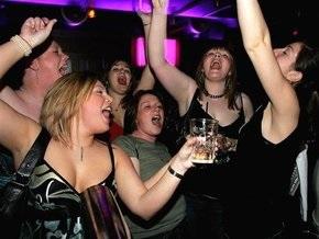 Шотландия начинает активно бороться с пьянством
