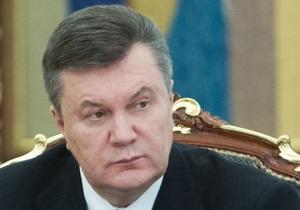 Янукович рассказал, какой он видит языковую политику