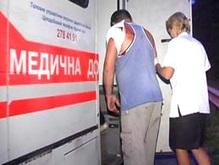 В Николаеве Ford врезался в электроопору: погибли двое